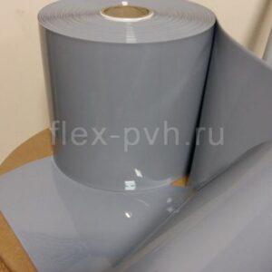 Завеса пвх 2 мм х 300 мм Стандартная непрозрачная СЕРАЯ