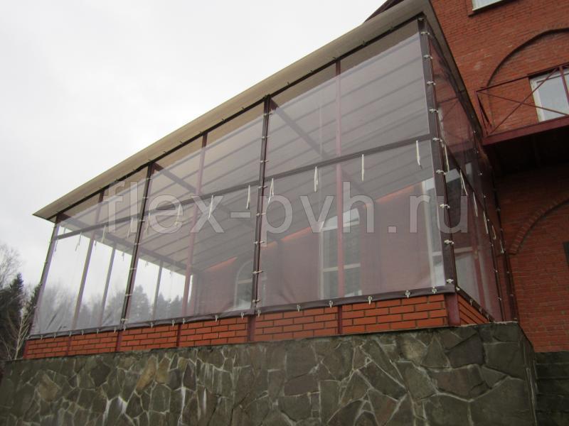 Мягкие окна для дома