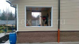 Мягкие окна на веранде (Клин)
